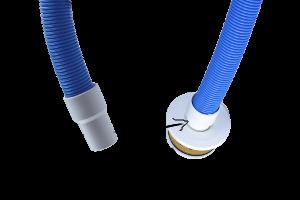 bazénová vysavačová hadica s koncovkou